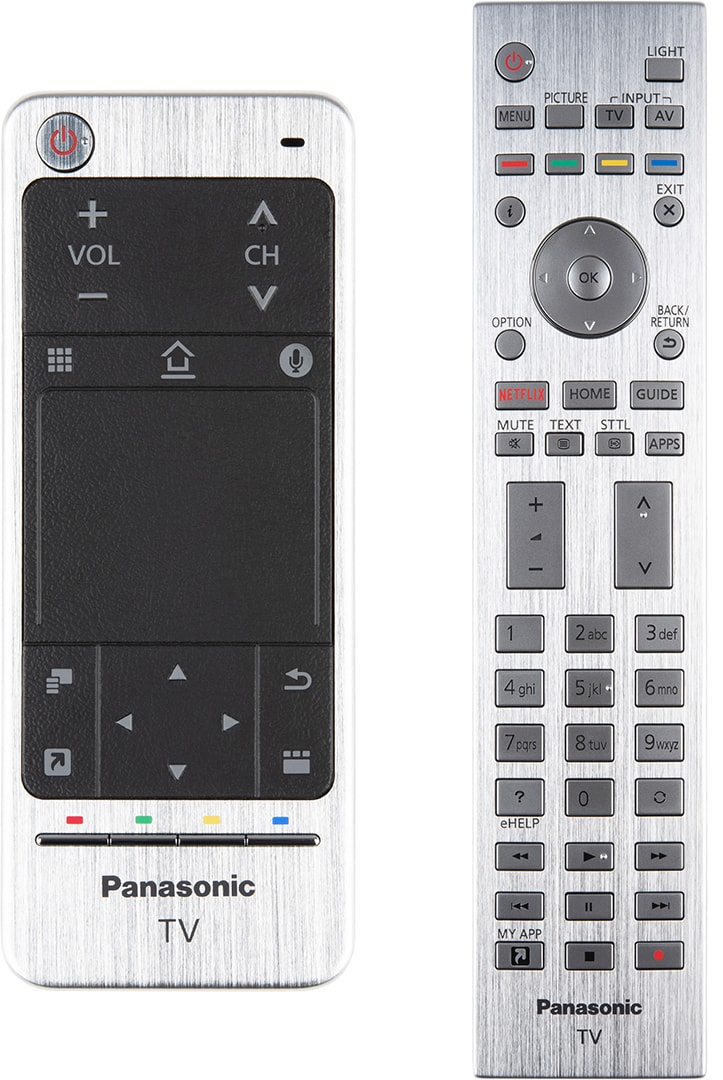 telecomando della Smart TV Panasonic 55FZ950E