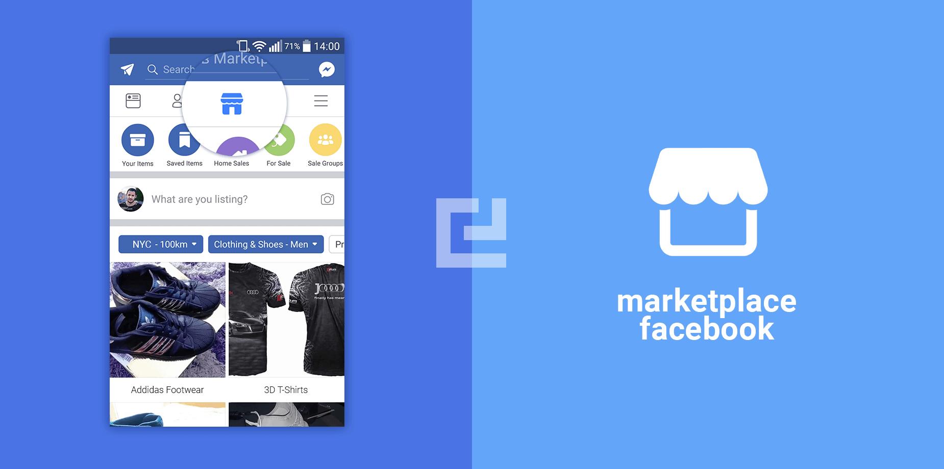 Vendere su Facebook Marketplace
