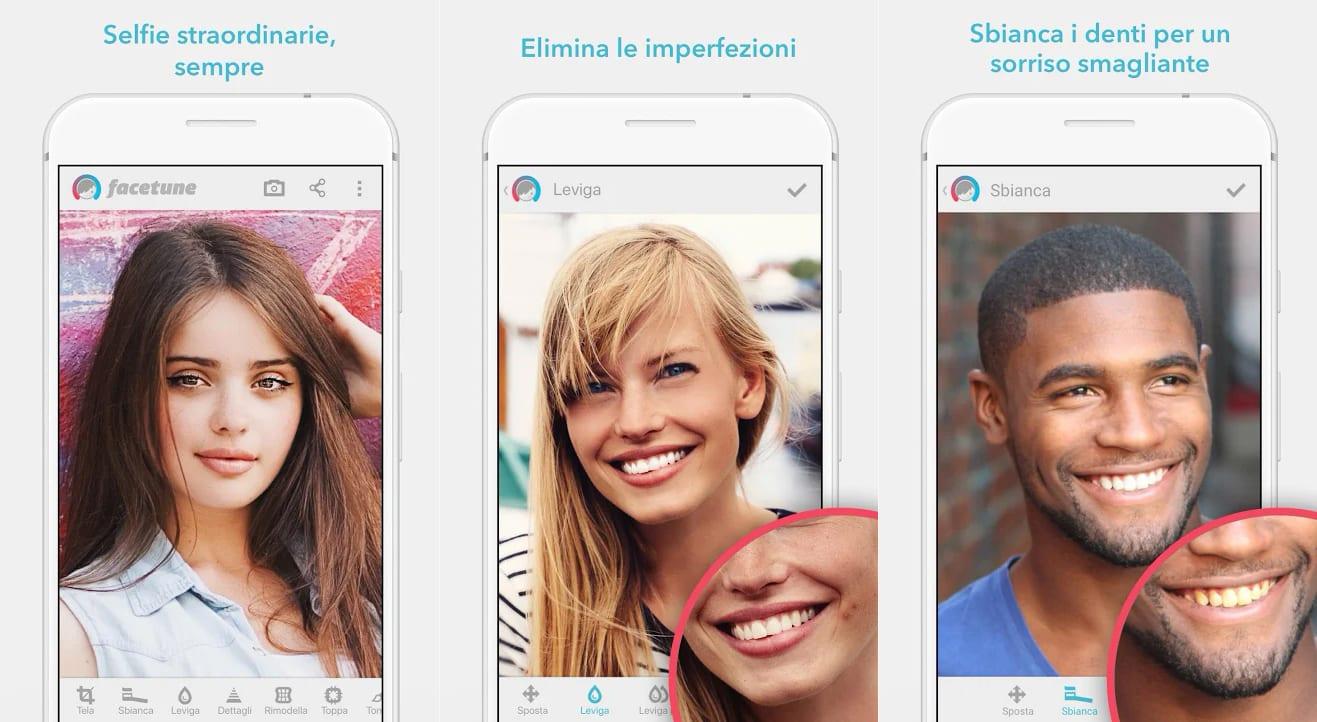 app Facetune