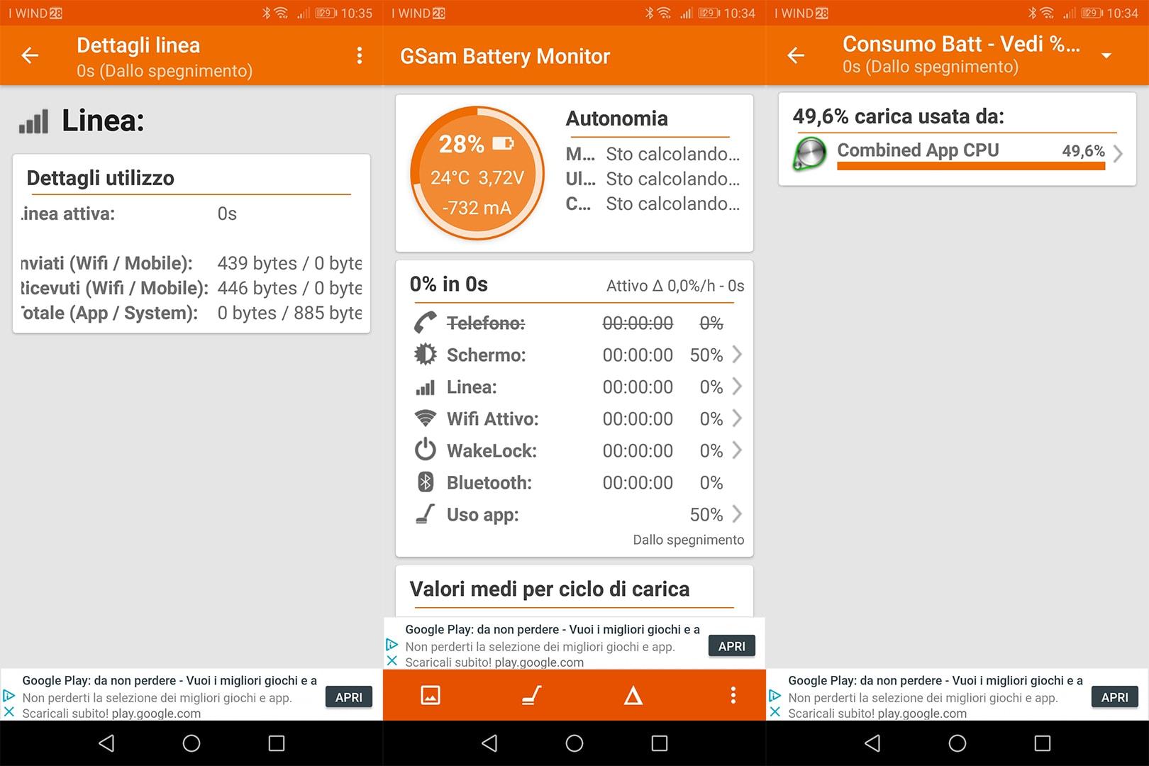 app GSam Battery Monitor