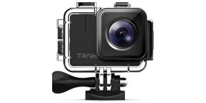 Recensione Apeman Trawo A100: action cam 4K accessoriata