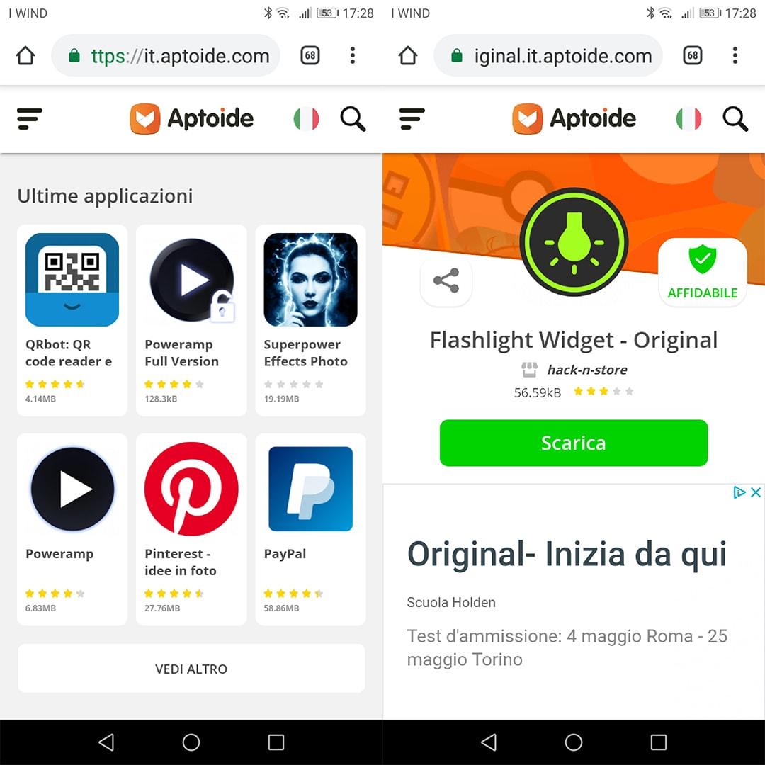 app store Aptoide