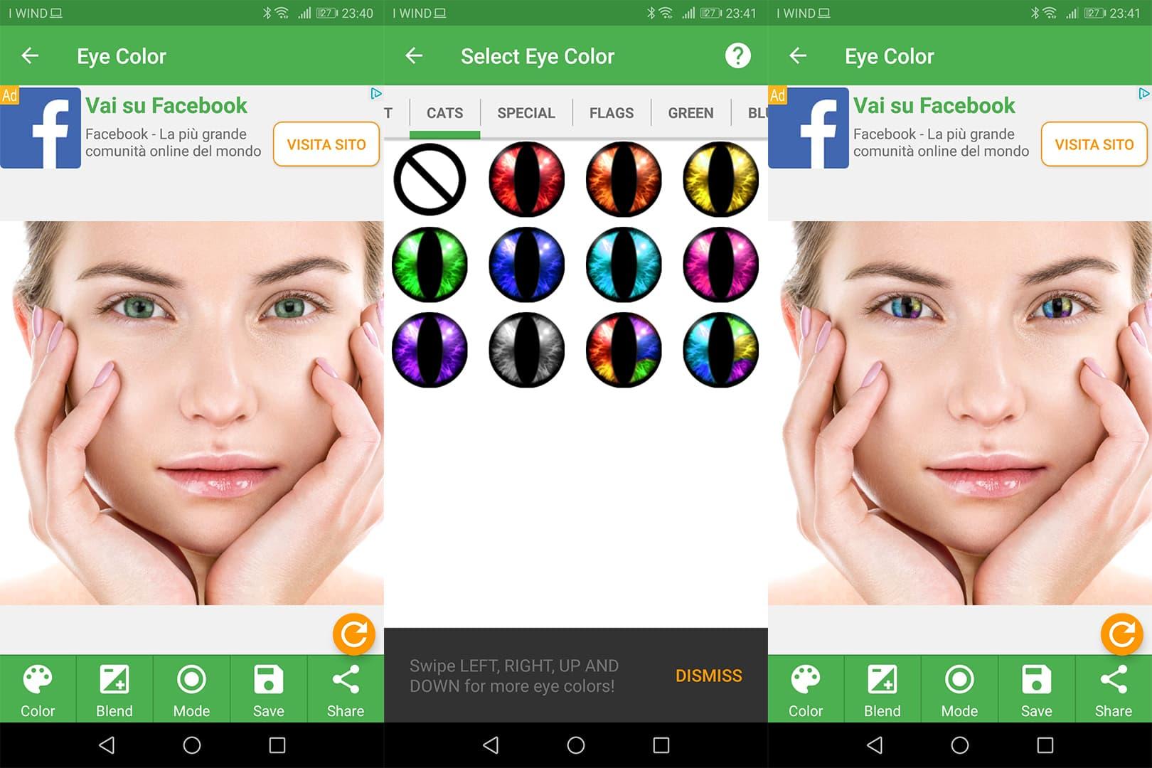 app Eye Color Changer