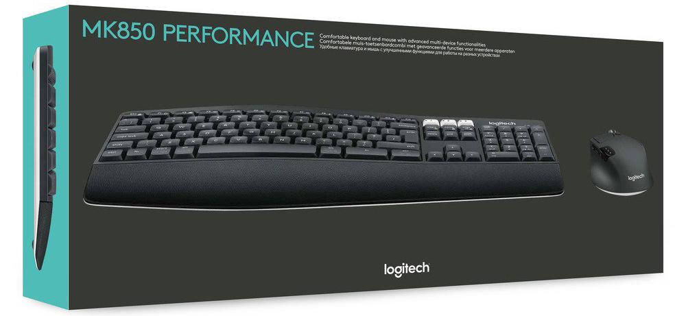 scatola Logitech MK850 Performance