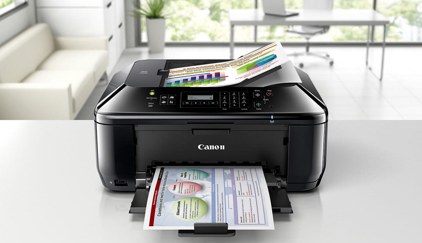 dimensione stampante multifunzione