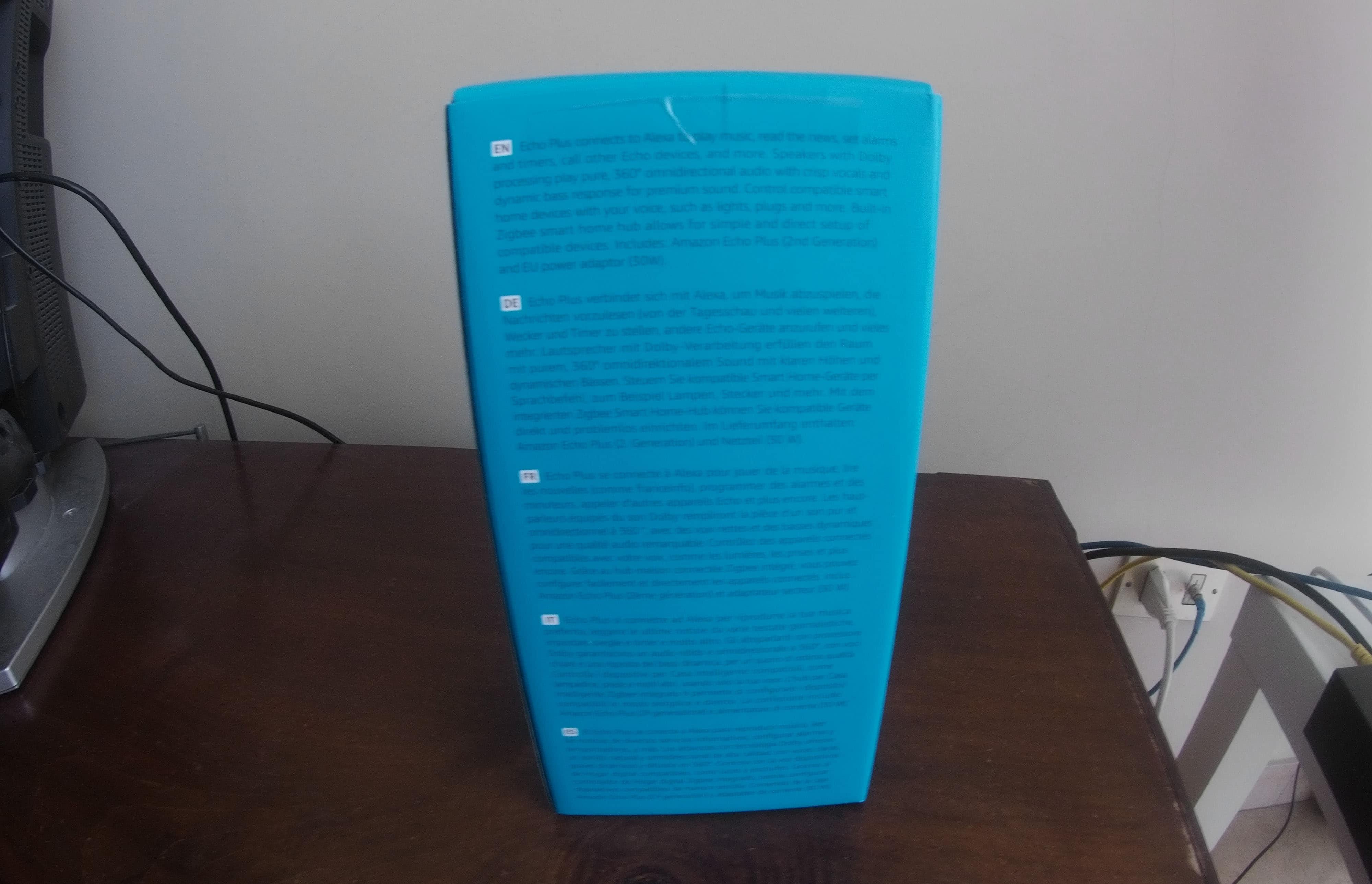 caratteristiche Amazon Echo Plus