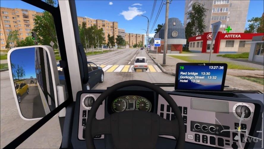 Gioco Bus Driver Simulator 2019