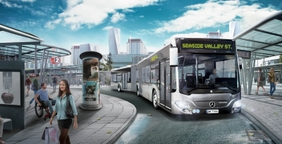 Simulatore di autobus per PC