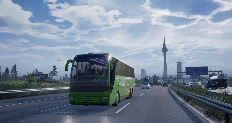 Gioco Fernbus Simulator
