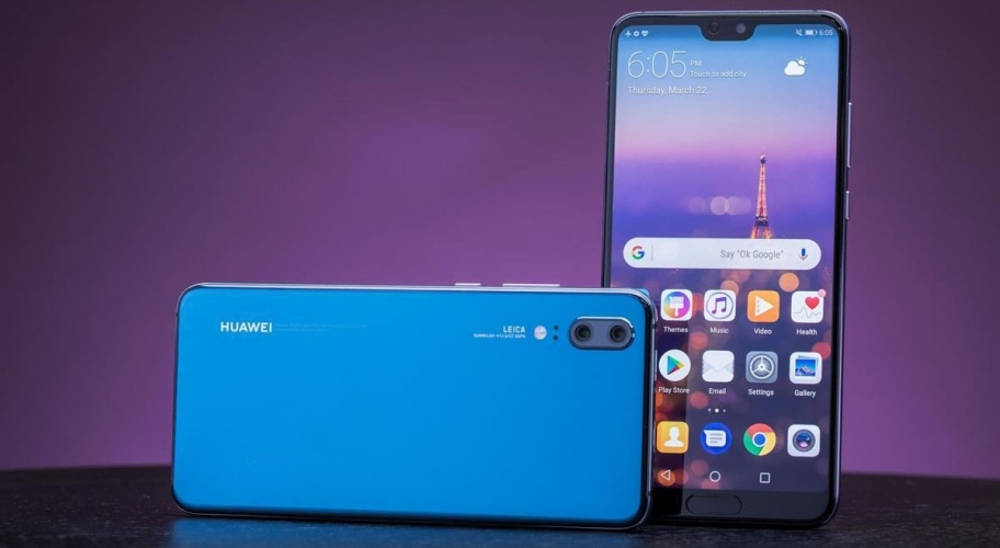 Huawei P20 a rate