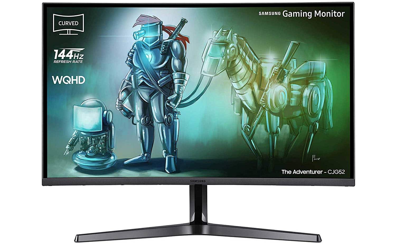 monitor 32 pollici Samsung C32JG52