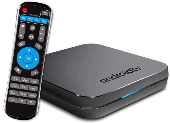 Sidiwen KM9 tv box android