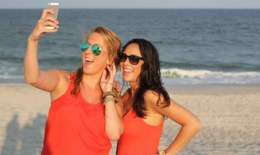 app per modificare i selfie