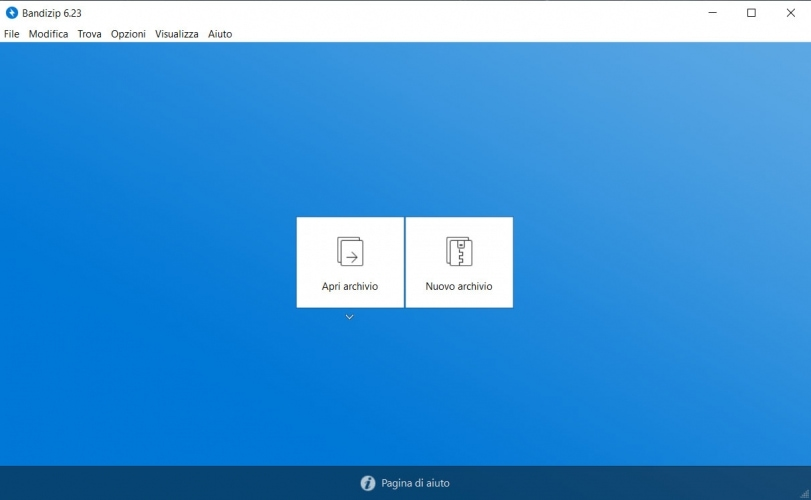BandZip windows 10