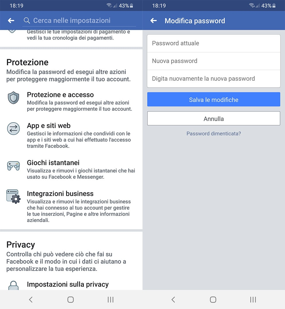 Come scoprire la password di Facebook: ti mostro un metodo ...