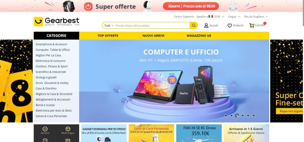 Migliori siti cinesi per acquisti online
