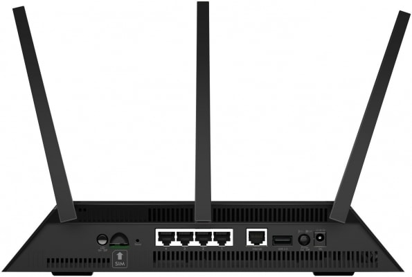 uscite modem Netgear R7100LG