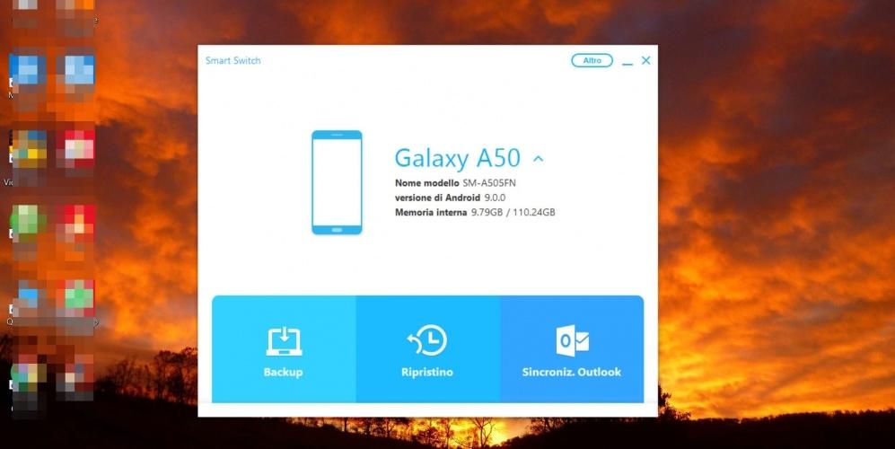 Come trasferire foto e video da Samsung a PC