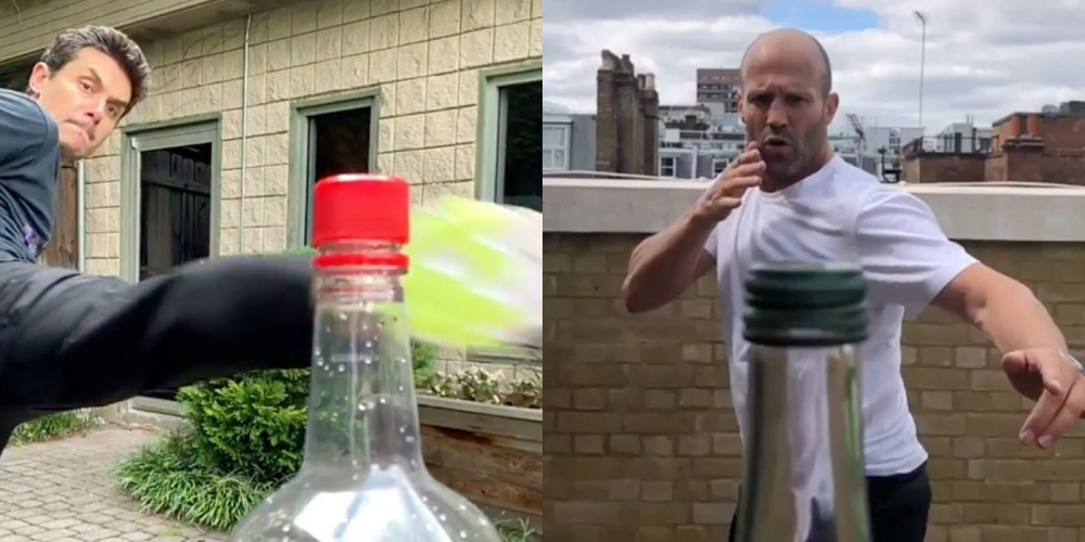 Cos'è Bottle Cap Challenge? La nuova sfida dell'estate