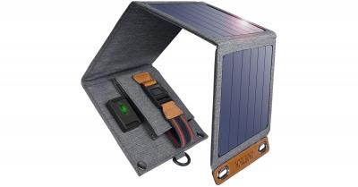 CHOETECH Caricatore Solare da 14w