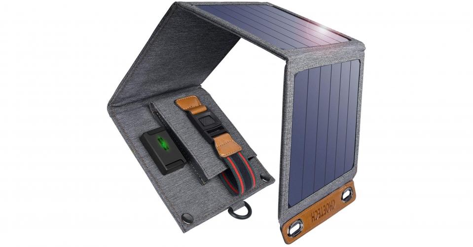 CHOETECH Caricatore Solare