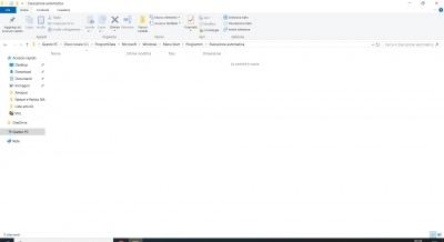 come funziona Esecuzione automatica Windows 10