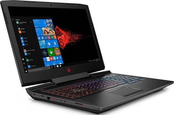 HP OMEN by 17-an107nl notebook gaming