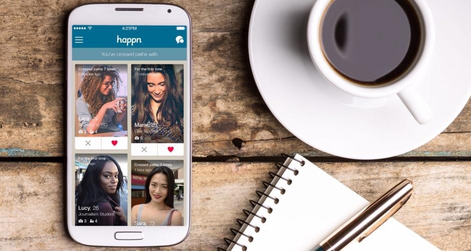 Happn app simile a tinder