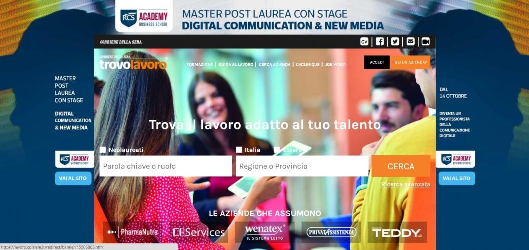 siti per cercare lavoro in italia