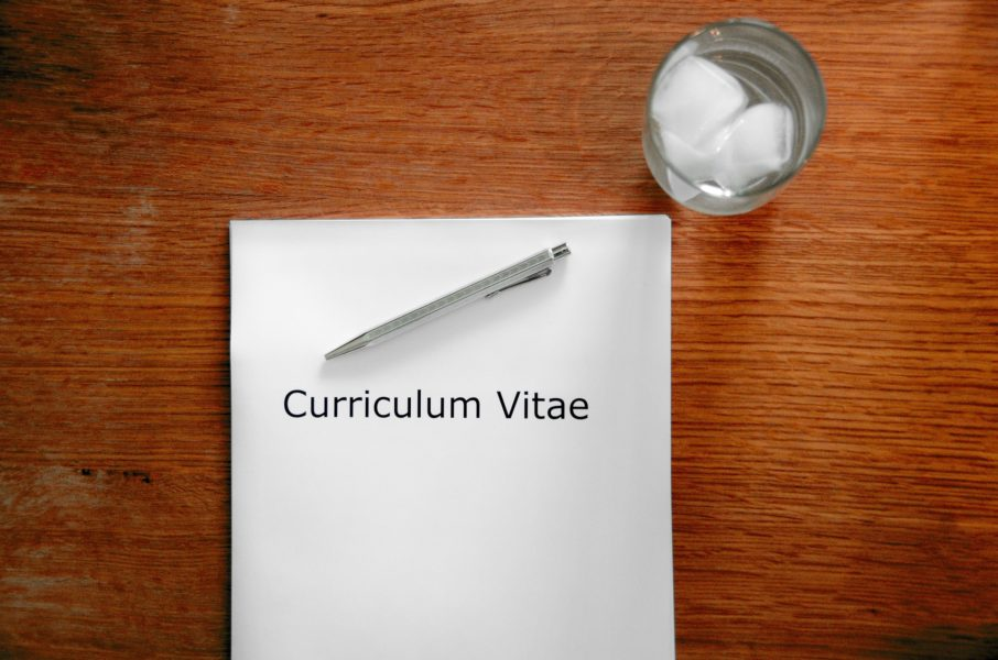 Come strutturare il proprio curriculum vitae