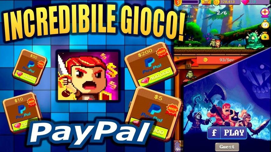 App per guadagnare soldi giocando