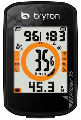 Bryton Rider 15 GPS per bici