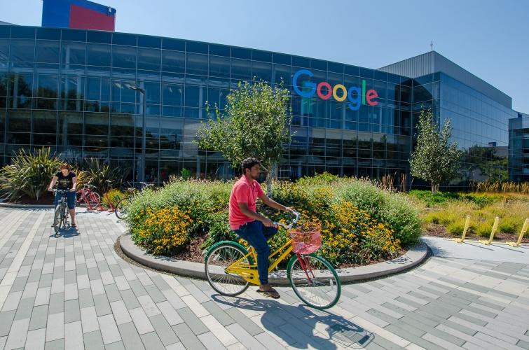 Googleplex quartier generale