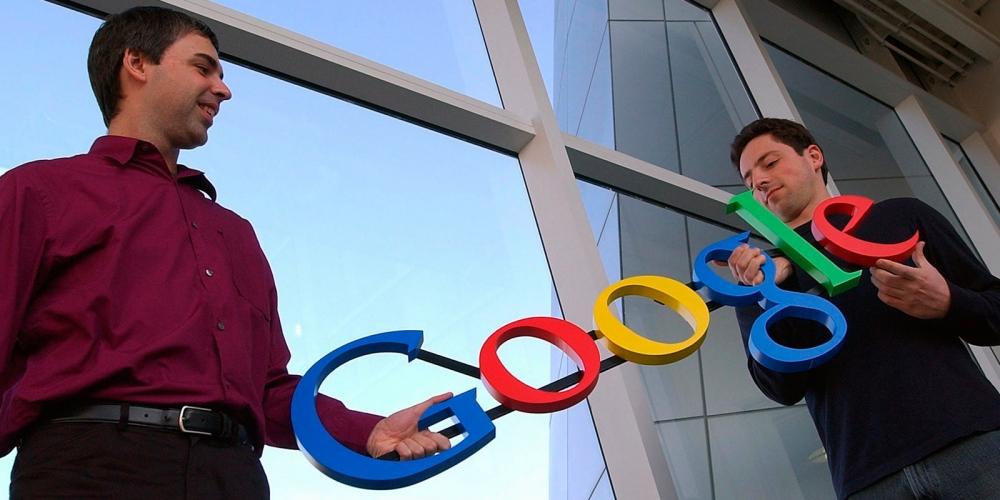 Chi sono Larry Page e Sergey Brin