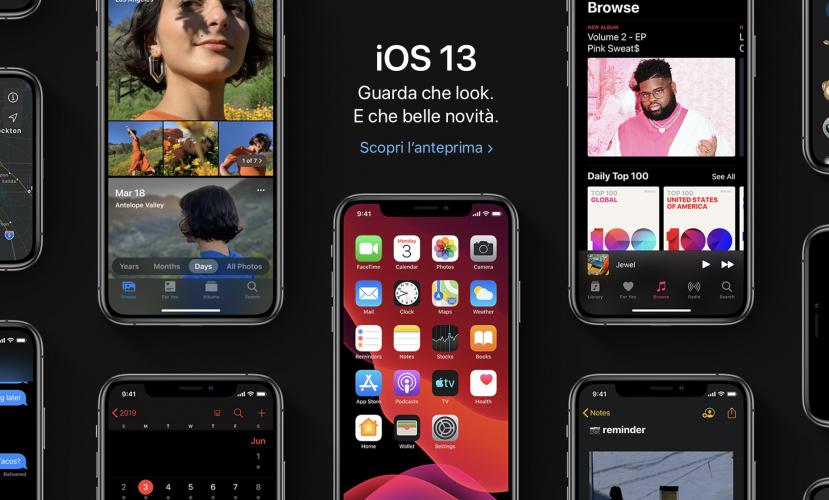 Quando esce IOS 13? novità e dispositivi compatibili