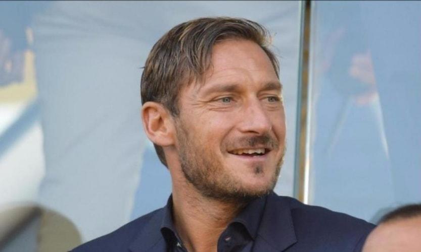 Come contattare Francesco Totti