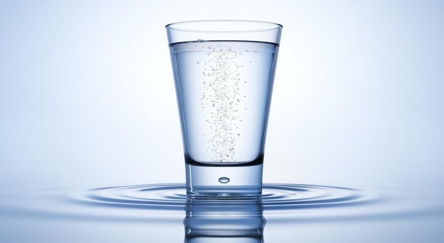effetti acqua frizzante