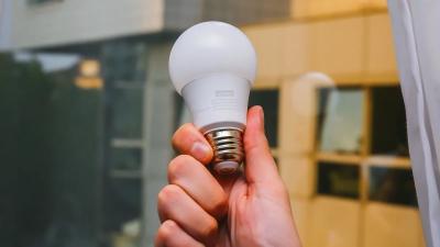 Che cos'è la lampadina a led