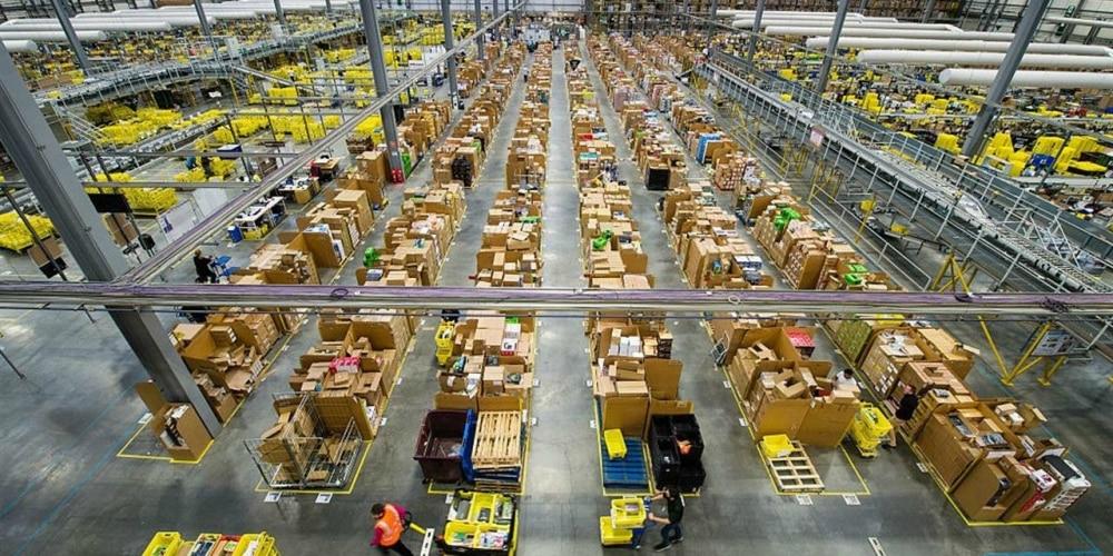 Magazzini Amazon Italia dove sono