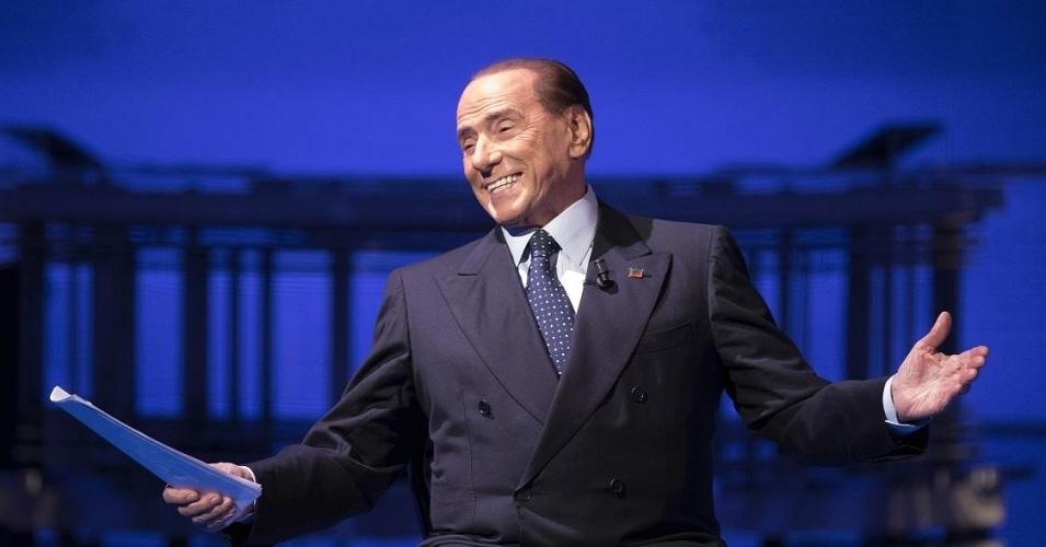 Come contattare Silvio Berlusconi