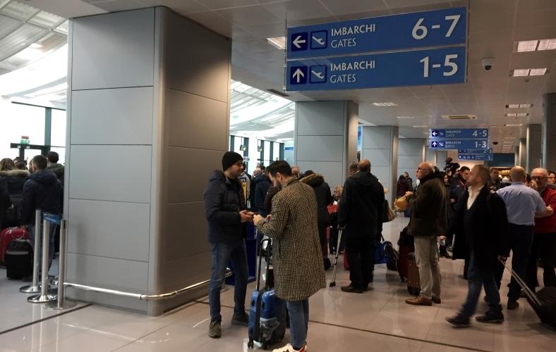 Come trovare il gate in aeroporto