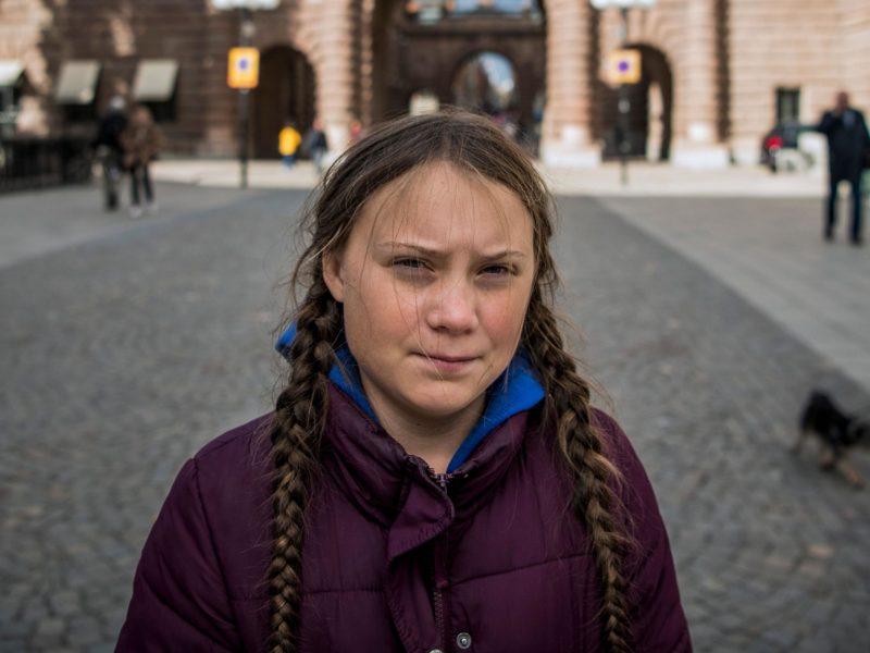 Come contattare Greta Thunberg