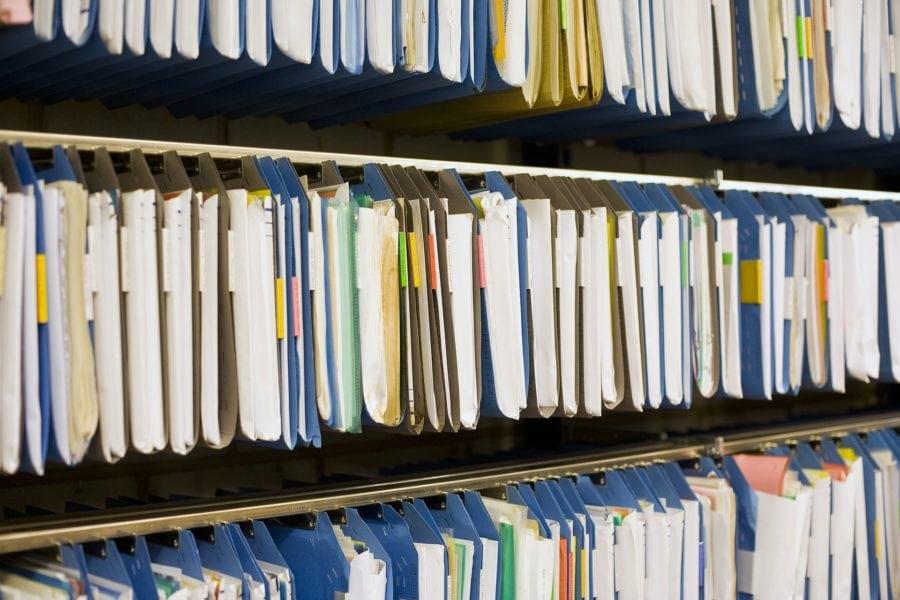 Come archiviare documenti cartacei