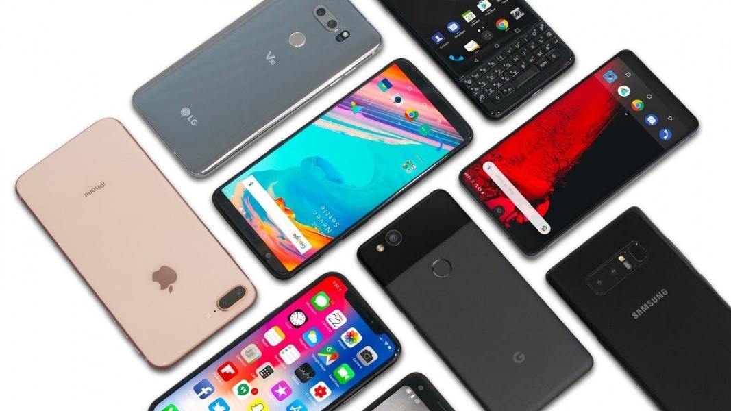 Smartphone con batterie a lunga durata