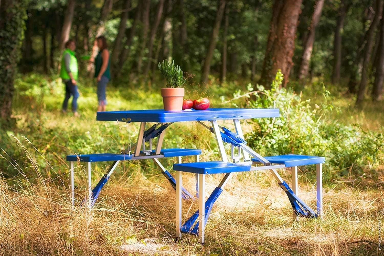 Tavolo Da Campeggio Con Sedie.Miglior Tavolo Da Campeggio Con Sedie Wizblog