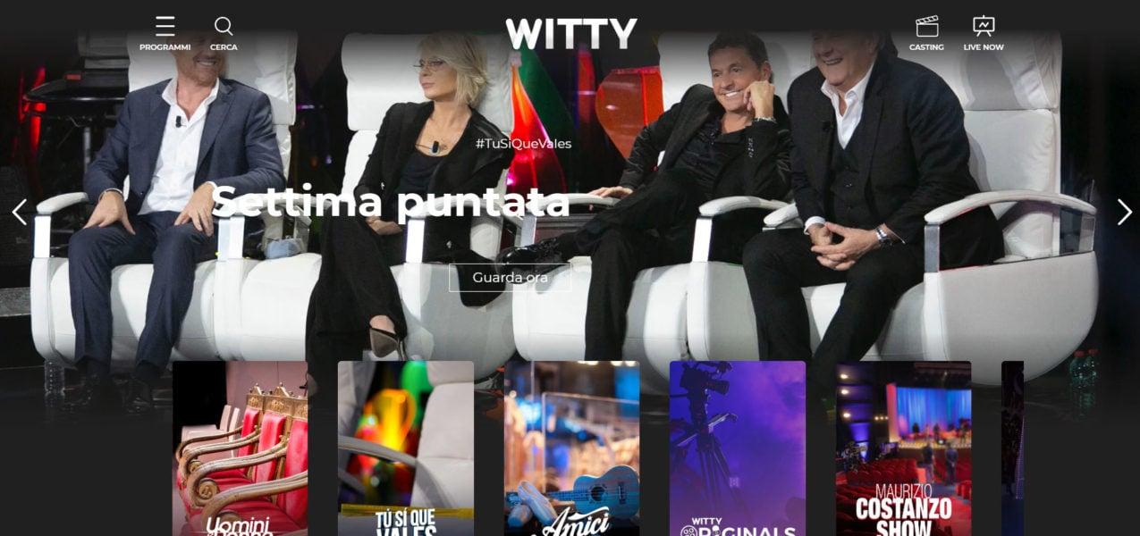 Come scaricare video da Witty TV