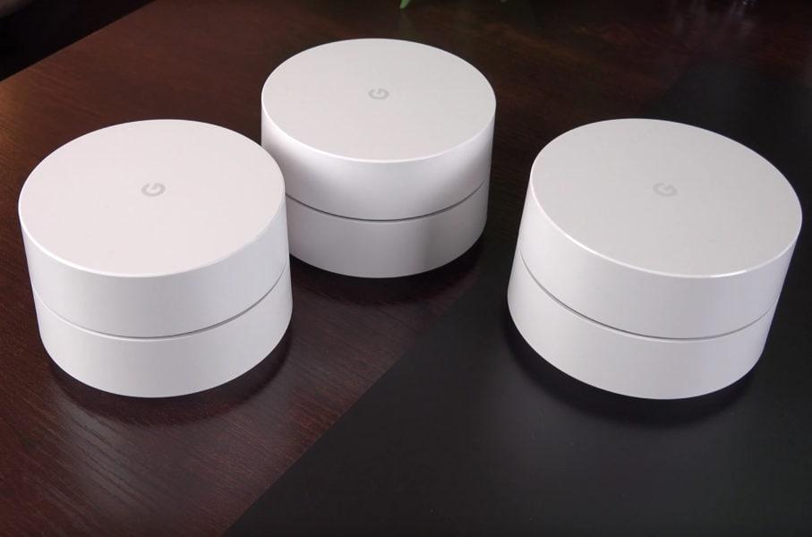 Google Wifi fino a 255 m2