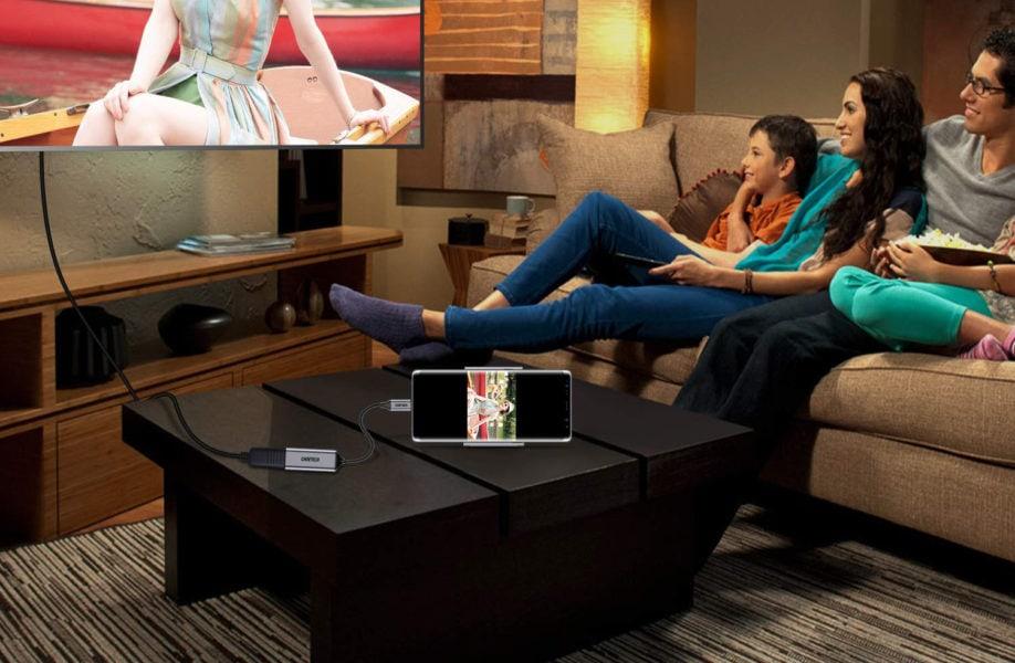 Adattatore HDMI per Android