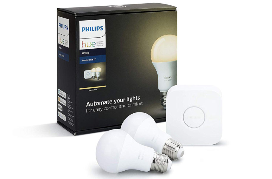 Philips Lighting e Philips Hue Bridge
