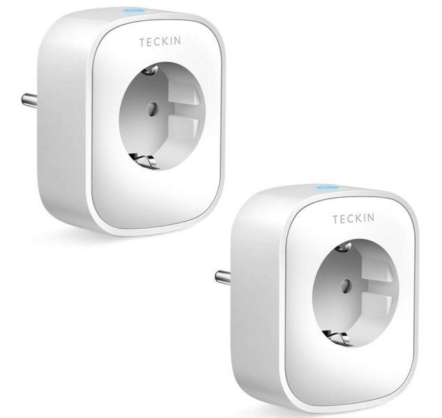 Presa Wi-Fi TECKIN SP22